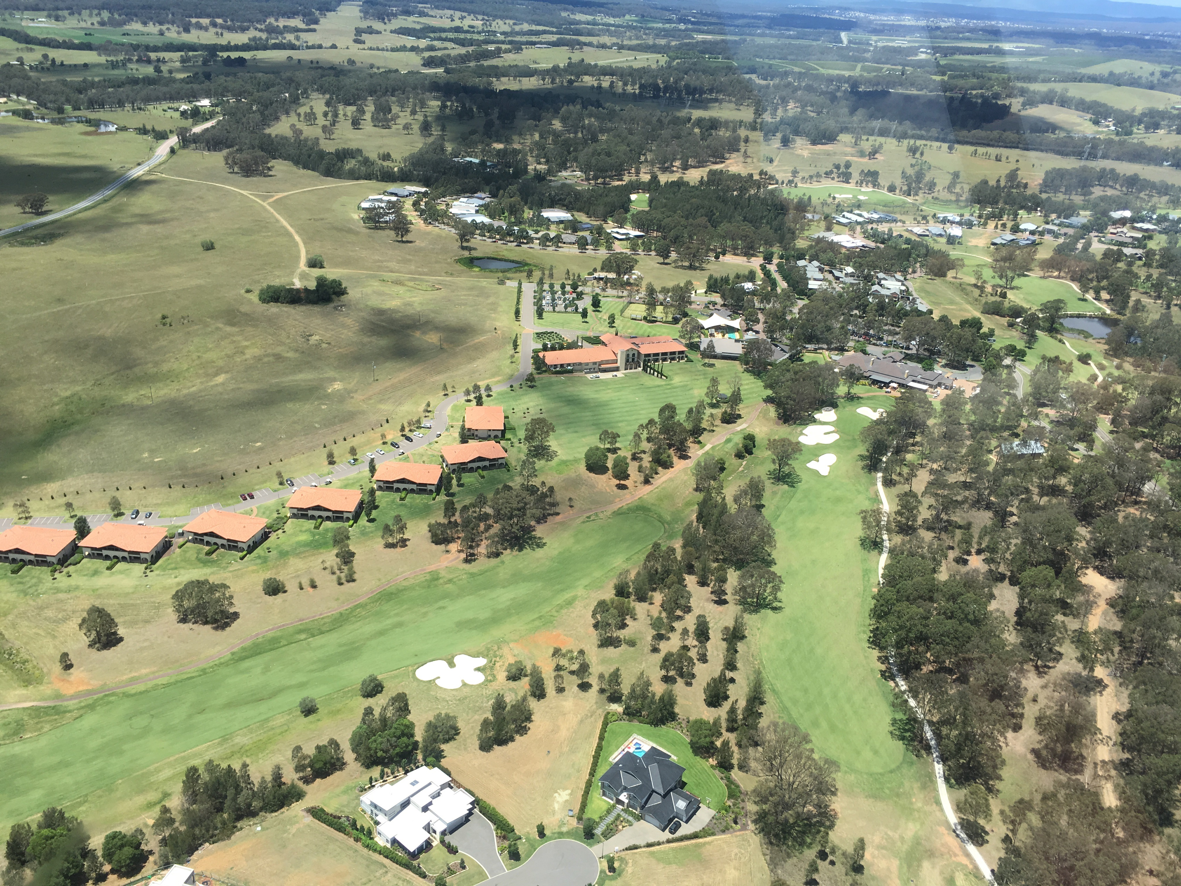 45 Minute Hunter Valley Helicopter Flight  Helicopter Charter Flights